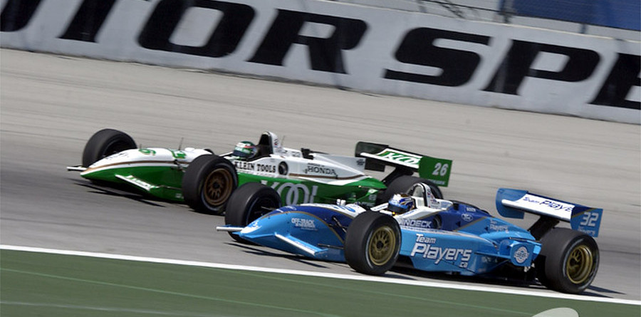 CHAMPCAR/CART: Chicago Motor Speedway suspends 2002 auto racing season
