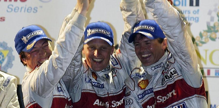 Audi gets hat trick in 50th Sebring