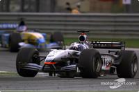 Formula One needs public support says Coulthard