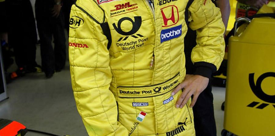 Ford deal kept Fisichella at Jordan