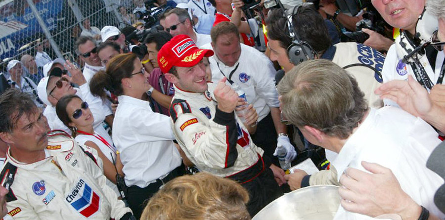 CHAMPCAR/CART: Da Matta da man at Miami