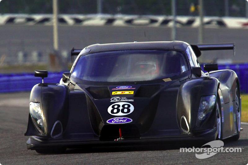 Daytona Test: Day one pre-season test report