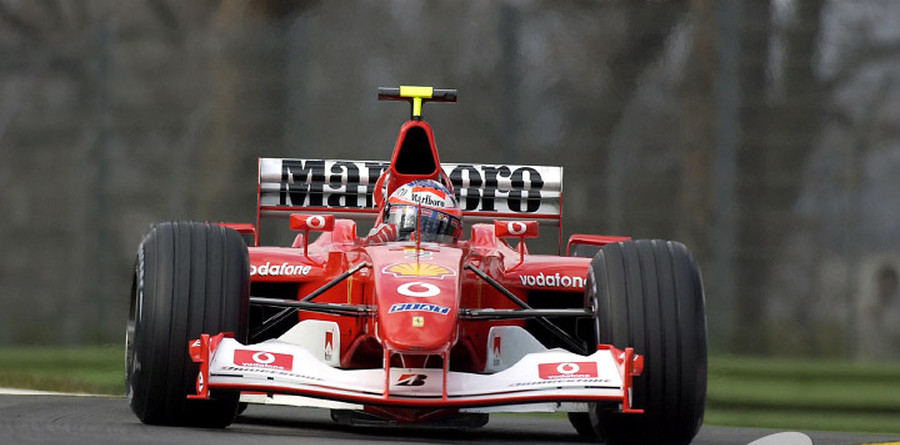 Barrichello in the running for title