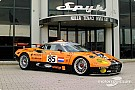 Team Orange Spyker to compete in the 24 hour race