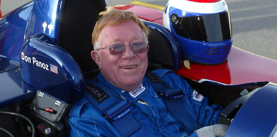 Don Panoz to start the 24 Hour of Le Mans