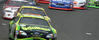 BUSCH: Roush parks No. 60 Ford