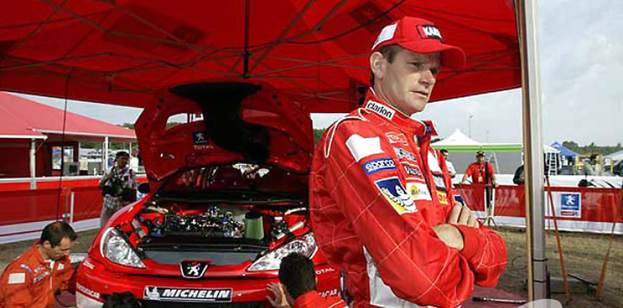 A Doctorate in WRC with Marcus Gronholm