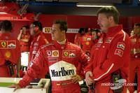 Tyre rule won't change much says Schumacher