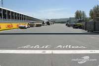 Gillett and Molson in Canadian GP talks