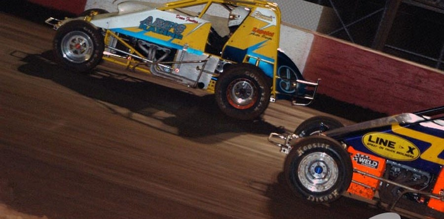 SWS: Freitas keeps Hawaiian Sprint Car Classic prize at home