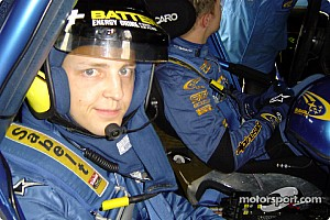 WRC Mikko Hirvonen/Subaru test notes 2003-12-22