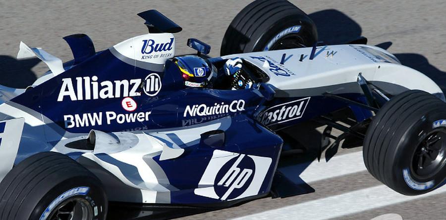 Montoya tops Jerez test in new Williams