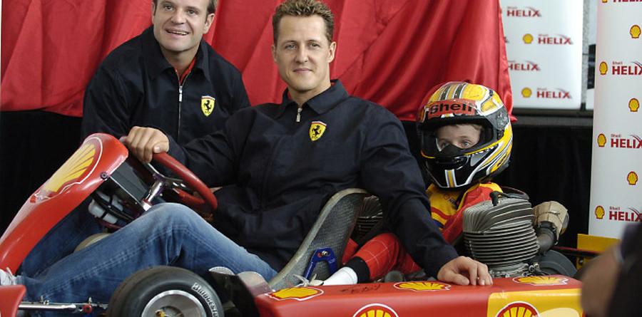 Ferrari duo confident in F2004