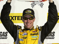Back to back wins for Kenseth
