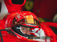 No time to relax for Ferrari