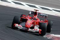Ferrari sets pace in San Marino GP first practice