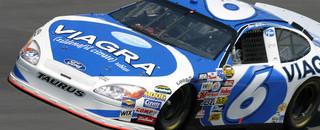 NASCAR Sprint Cup Martin wins crazy race at Dover