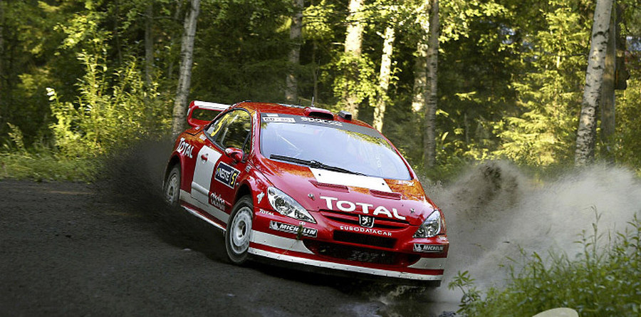 Gronholm wins home rally in Finland