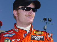 Earnhardt Jr notches first Bristol Cup win