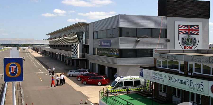 Still a chance for Silverstone