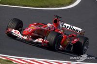 Barrichello sets Friday pace at Brazilian GP