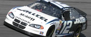 Newman shatters track record at Martinsville