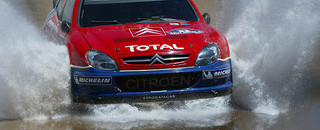 WRC Loeb wins Rally Australia, ties Auriol's record