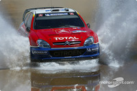 Loeb wins Rally Australia, ties Auriol's record