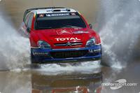 Loeb wins Rally Australia, ties Auriol's record