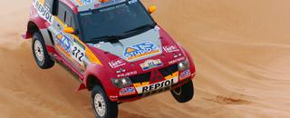 Dakar Alphand takes Dakar stage win as BMWs falter