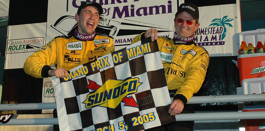 SunTrust two-for-two with win at Homestead