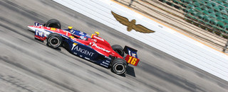 IndyCar IRL: Patrick practice perfect on Carb Day