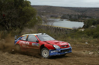 Loeb hangs on to Rally Argentina lead