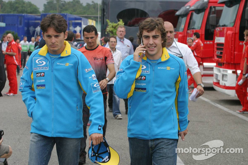 Renault drivers prepare for Istanbul