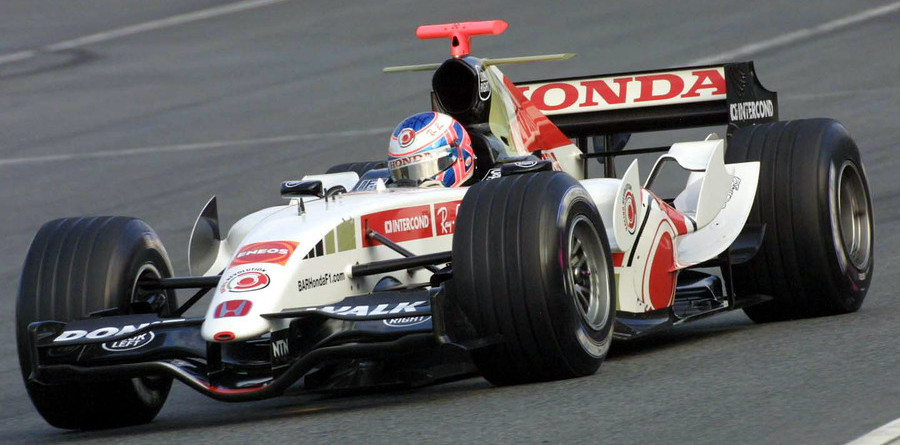 Button leads again at Barcelona