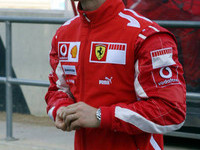 Schumacher satisfied with recent test