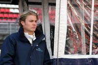 Rosberg fastest at Valencia test