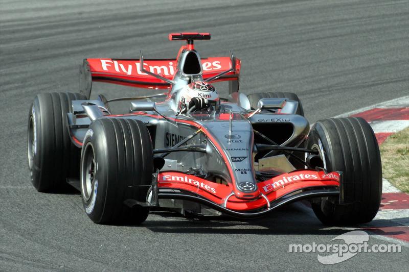 A lap of Imola with Raikkonen