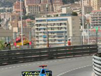 Alonso leads on Monaco GP Saturday morning