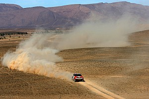 Cross-Country Rally Obituary Magne loses life in Rally Morocco
