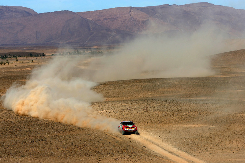 Magne loses life in Rally Morocco