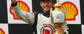 Button, Honda take maiden win at Hungarian GP