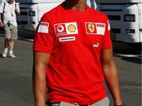 Schumacher ready to attack at Monza