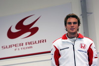 Super Aguri claims van der Garde contract