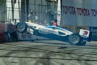 CHAMPCAR/CART: Tracy injured in Long Beach practice