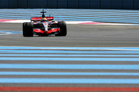 Hamilton leads again at Paul Ricard