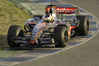 McLaren ends Jerez test on top