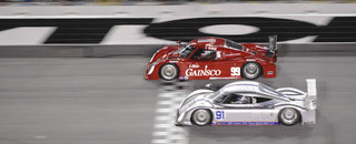Grand-Am Fogarty quickest in the night at Daytona