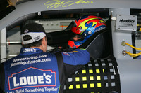 Hendrick drivers lead first day of Preseason Thunder