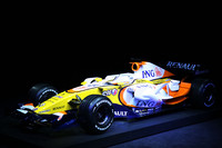 Renault shows off new R28 in Paris